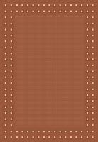 Циновка Balta Fondo 4840/012 (80x200, рыжий) -