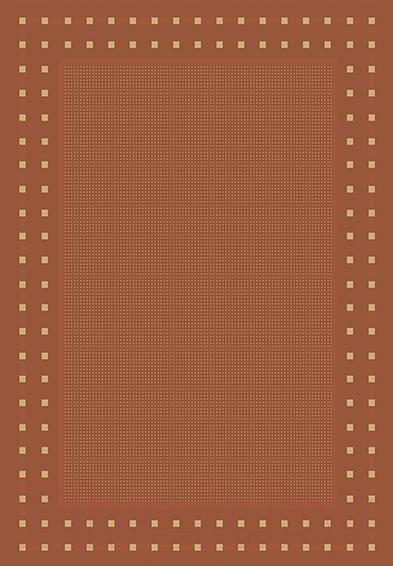 Купить Циновка Balta, Fondo 4840/012 (80x250 рыжий), Бельгия