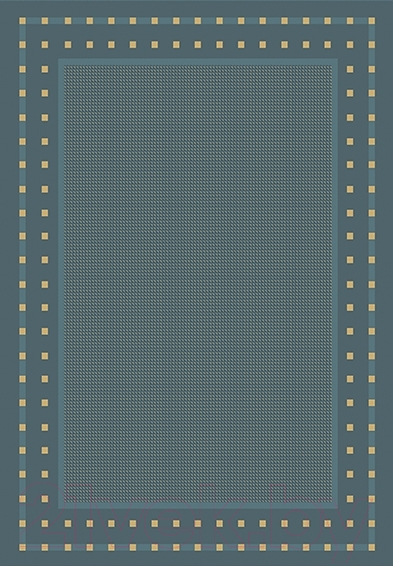 Купить Циновка Balta, Fondo 4840/033 (80x250, синий), Бельгия