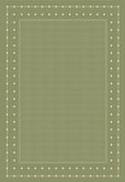 Циновка Balta Fondo 4840/041 (160x230, зеленый) -