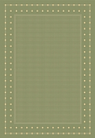 Циновка Balta Fondo 4840/041 (80x250, зеленый) -