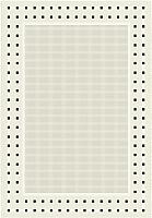 Циновка Balta Fondo 4840/060 (160x230, белый/черный) -