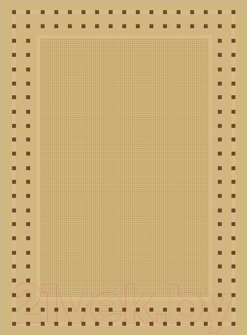 Купить Циновка Balta, Fondo 4840/067 (140x200, светло-бежевый), Бельгия