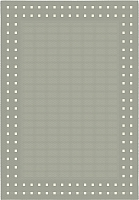 Циновка Balta Fondo 4840/37 (80x200, серебряный) -