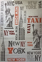 Циновка Balta Star 19091/064 (160x230, слоновая кость Нью-Йорк) -