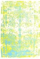Ковер Lalee Maya 484 (160x230, зеленый-голубой) -