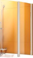 Стеклянная шторка для ванны Kolpa-San Sole TP 102 -