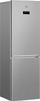 Холодильник с морозильником Beko CNKL7321EC0S -
