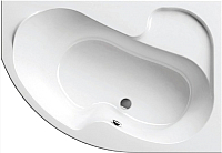 Ванна акриловая Ravak Rosa 140x105 R (CV01000000) -