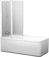Стеклянная шторка для ванны Ravak 10CVS2-100 L (7QLA0103Z1) -