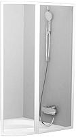 Пластиковая шторка для ванны Ravak Rosa VSK2 170 R (76PB010041) -
