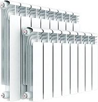 Радиатор алюминиевый Rifar Alum 500 (9 секций) -