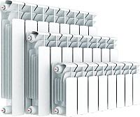Радиатор биметаллический Rifar Base 350 (2 секции) -