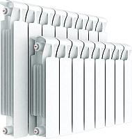 Радиатор биметаллический Rifar Monolit 500 (6 секций) -