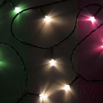 Светодиодная гирлянда Neon-Night Твинкл Лайт 303-019 (4м, мультиколор)