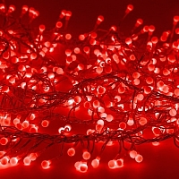 Светодиодная мишура Neon-Night Мишура 303-612 (6м, красный) -