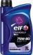 Трансмиссионное масло Elf Tranself NFJ 75W80 / 194757 (1л) -