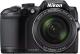 Компактный фотоаппарат Nikon Coolpix B500 (черный) -