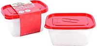 Набор контейнеров Oursson CP2283S/RD -