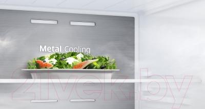 Холодильник с морозильником Samsung RB37K63411L