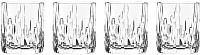 Набор бокалов для виски Nachtmann Shu Fa (4шт) -