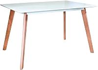 Обеденный стол Седия Marietta (белый) -