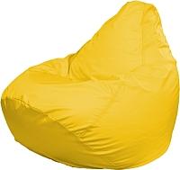 Бескаркасное кресло Flagman Груша Мини Г0.0-07 (желтый) -