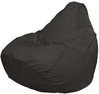 Бескаркасное кресло Flagman Груша Макси Г2.1-11 (темно-серый) -