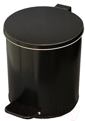 Мусорное ведро Титан Мета 7л (черный)