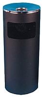 Урна уличная Титан Мета К250Н (черный) -