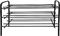 Полка для обуви Титан Мета ПО-3/70 (черный) -
