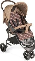 Детская прогулочная коляска Happy Baby Ultima (бежевый) -
