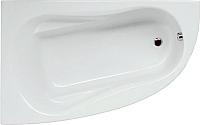 Ванна акриловая VitrA Comfort 160x100 L (52700001000) -