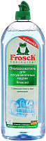 Гель для посудомоечных машин Frosch Ополаскиватель (750мл) -