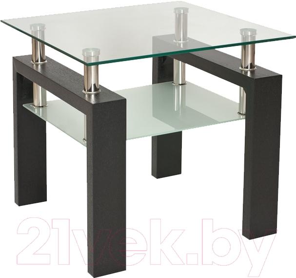 Журнальный столик Signal, Lisa D (венге), Польша  - купить со скидкой