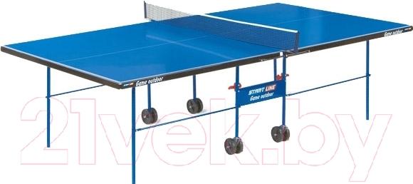 Купить Теннисный стол Start Line, Game Outdoor, Россия