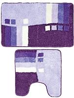 Набор ковриков Milardo 490PA58M13 -
