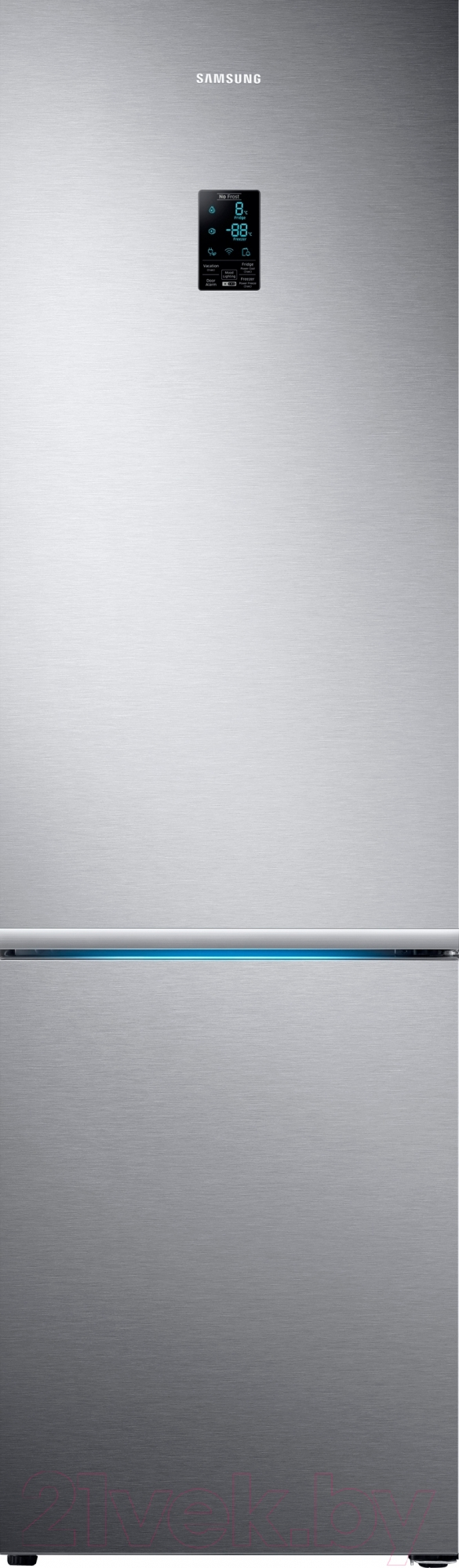 Купить Холодильник с морозильником Samsung, RB37K6220SS, Польша