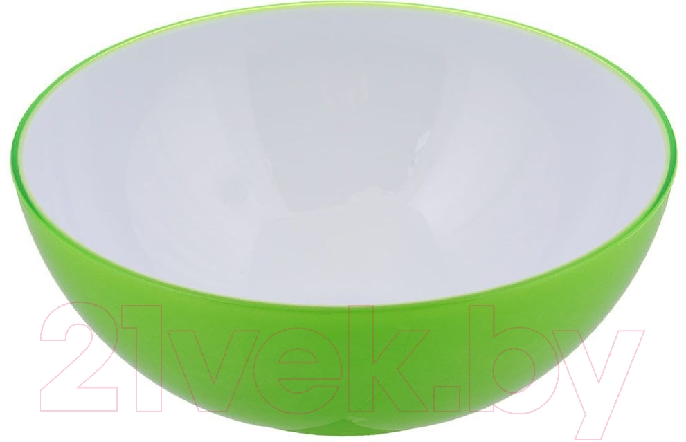 Купить Салатник Bradex, TK 0131 (зеленый), Китай, акрил