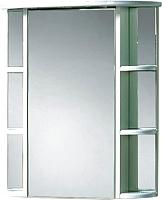 Шкаф с зеркалом для ванной Акваль София 60 / ES.04.61.00.L -