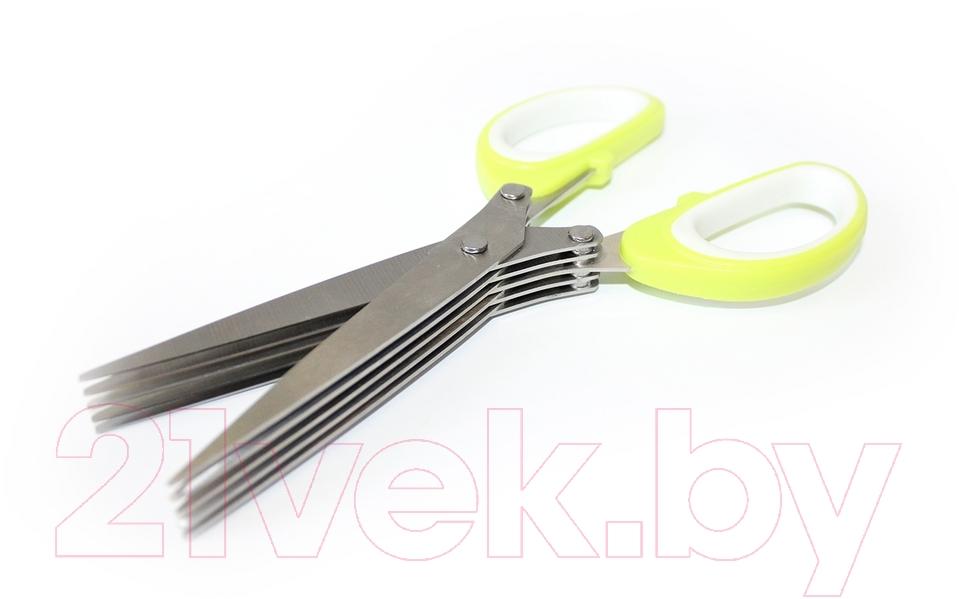 Купить Ножницы кухонные Bradex, TK 0172, Китай, зеленый