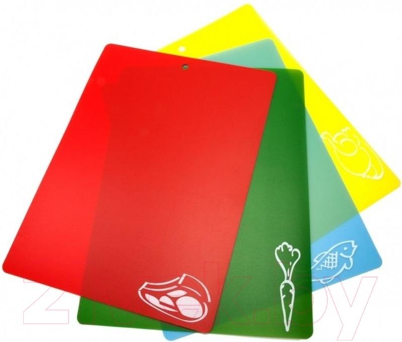 Купить Набор разделочных досок Bradex, TK 0174, Китай, зеленый, пластик
