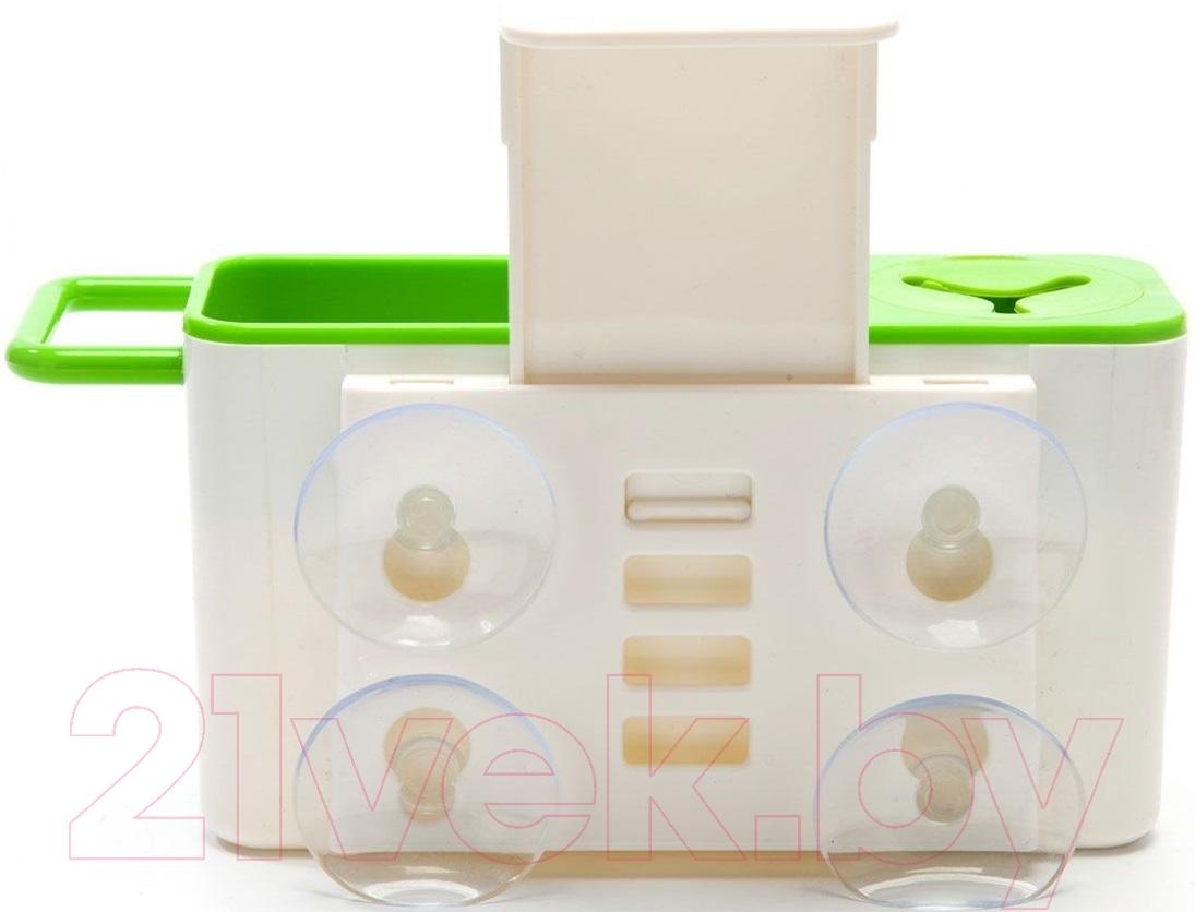 Купить Органайзер для раковины Bradex, TK 0178, Китай, зеленый, пластик