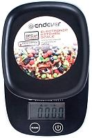 Кухонные весы Endever KS-526 (черный) -