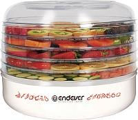 Сушка для овощей и фруктов Endever Skyline FD-56 (белый) -