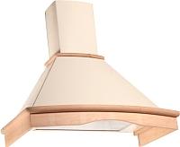 Вытяжка купольная Zorg Technology Паво (Tempo) 750 (90, дерево) -
