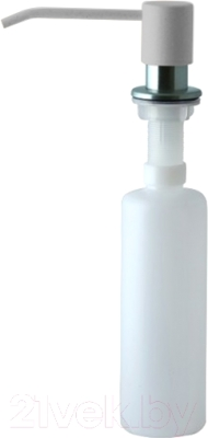Дозатор встраиваемый в мойку Zigmund & Shtain ZS A002 (млечный путь)