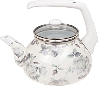 Чайник Perfecto Linea Белые розы 52-236222 -
