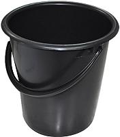 Ведро Белпласт с367-2830 (черный) -