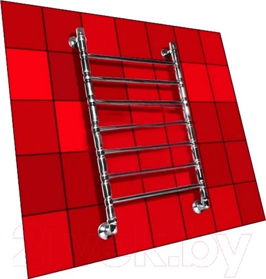 Купить Полотенцесушитель водяной Двин, Bubble 1 100x50, Россия, нержавеющая сталь AISI 304